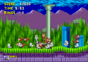 At support groups, these critters talk about Robotnik, and Yoshi get Mario flashbacks.
