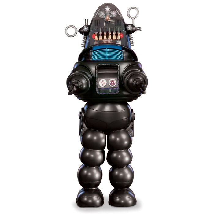 Robby the Motherfucking Robot