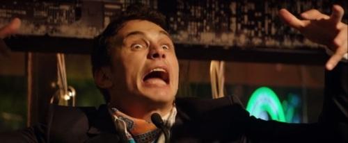 You're killing me, Franco.