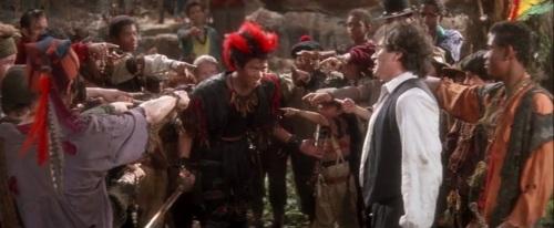 Rufio! Rufio! Ru! Fi! Ohhhhh!