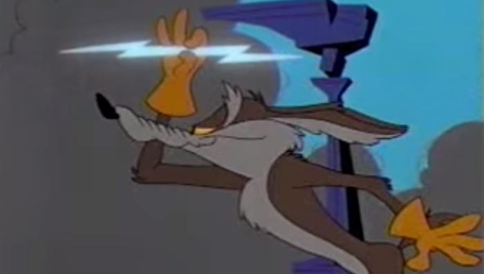Deus E. Coyote