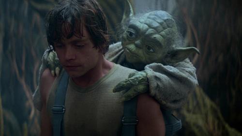 YodaLukeTraining