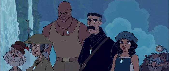 Atlantis Characters