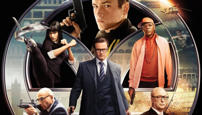 Kingsman Cast