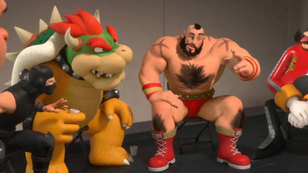 If Zangief is good guy, then who will crush man's skull like sparrow's egg between thighs?