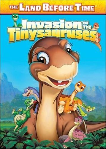 Sorry Land Before Time XI: Invasion of the Tinysauruses.