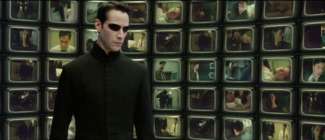 The matrix reloaded the worst sequel to a great movie for Matrix reloaded architect