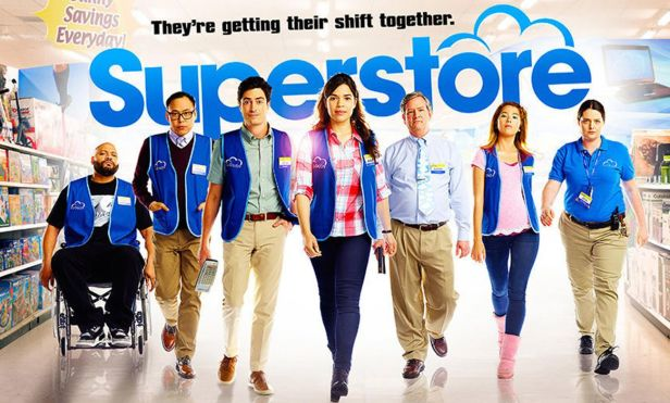 Superstore poster