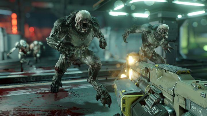 DOOM (2016) is a Blast, Blast, Blast — Trope and Dagger